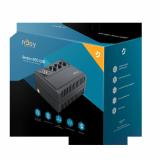 UPS nJoy Renton 650 USB, 650VA/360W, 3 Prize Schuko cu protectie, legate la baterie, functie auto-restart, forma compacta - imaginea 1