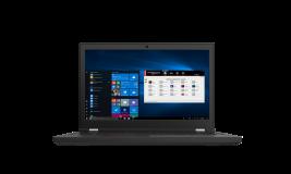 "Laptop Lenovo ThinkPad P15 Gen 2, 15.6"" FHD (1920x1080) IPS 500nits Anti-glare, 100% sRGB, Dolby Vision, Intel Core i7-11850H (8C / 16T, 2.5 / 4.8GHz, 24MB), Video NVIDIA RTX A2000 4GB GDDR6, RAM 2x 8GB SO-DIMM DDR4-3200 Non-ECC, SSD 512GB SSD M.2 2280 PCIe 4.0 NVMe Opal2, Optical: no ODD, SD - imaginea 1"