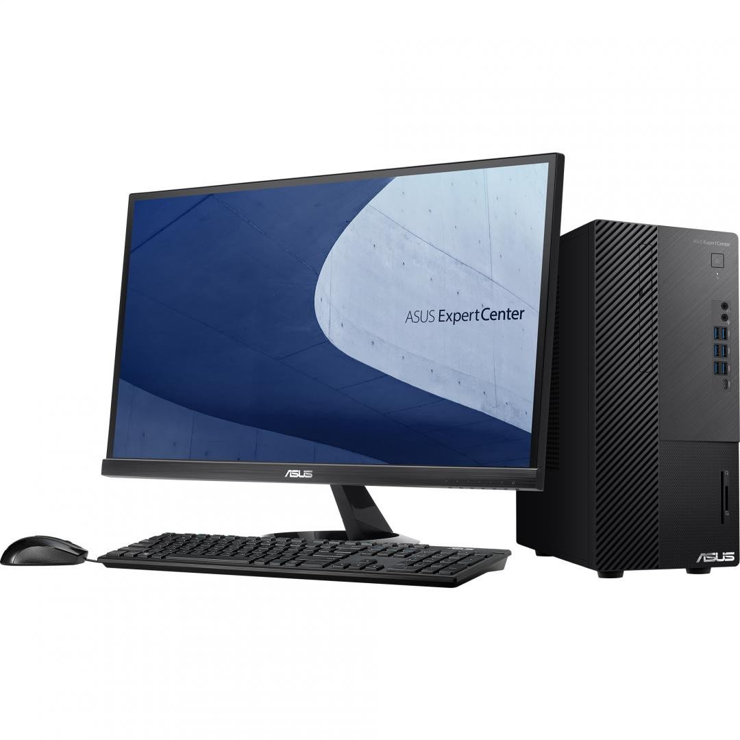 Desktop Business ASUS EXPERT CENTER D700MA-710700001R, Intel® Core™ i7- 10700 Processor 2.9 GHz (16M Cache, up to 4.7 GHz, 8 cores), 16GB, 1TB M.2 NVMe™ PCIe® 3.0 Performance SSD, DVD writer 8X, High Definition 7.1 Channel Audio, Rear I/O Ports:  1x RJ45 LAN for LAN insert (10 / 100 / 1000), 1x HDMI - imaginea 5