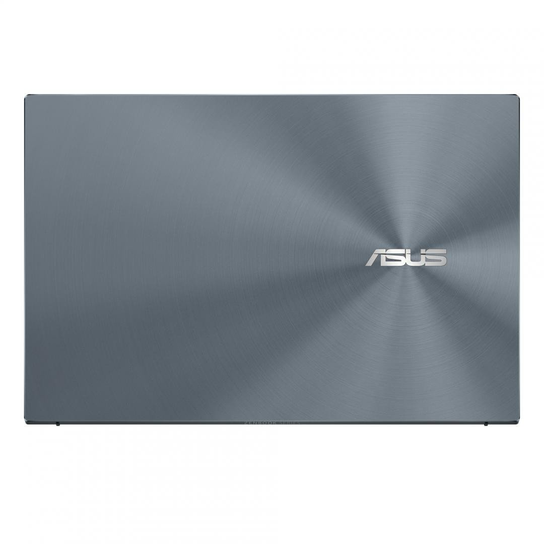 UltraBook ASUS ZenBook UX325EA-KG257, 13.3-inch, FHD (1920 x 1080) 16:9, OLED, Glossy display, Intel® Core™ i7-1165G7 Processor 2.8 GHz (12M Cache, up to 4.7 GHz, 4 cores), Intel Iris Xᵉ Graphics (available for 11th Gen Intel® Core™ i5/i7 with dual channel memory), 8GB LPDDR4X on board, 512GB M.2 - imaginea 4