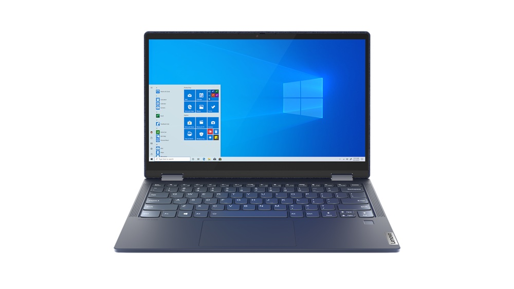 """Laptop Lenovo Yoga 6 13ARE05, 13.3"""" FHD (1920x1080) IPS 300nits Glossy, 72% NTSC, 10-point Multi-touch, AMD Ryzen 5 4500U (6C / 6T, 2.3 / 4.0GHz, 3MB L2 / 8MB L3), video Integrated AMD Radeon Graphics, RAM 16GB Soldered DDR4-3200, SSD 1TB SSD M.2 2280 PCIe 3.0x4 NVMe, no ODD, No Card reader, Stereo - imaginea 6"""