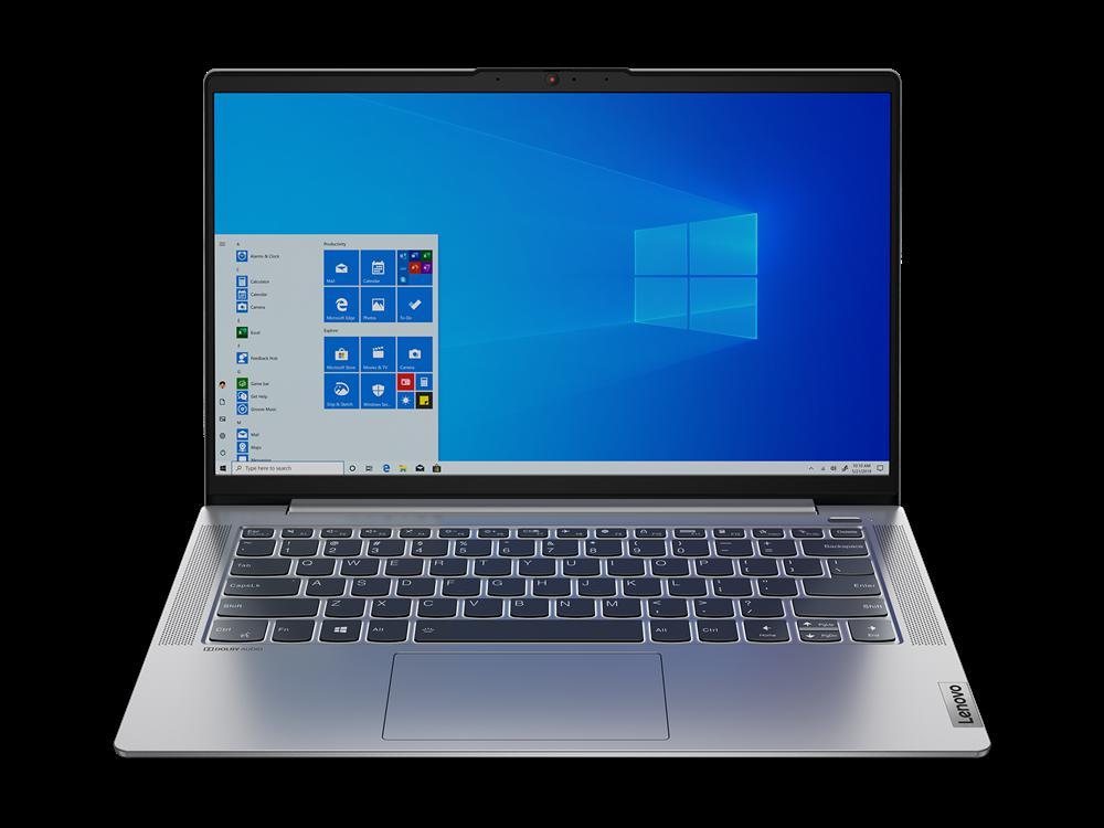 "Laptop Lenovo IP 5 14"" FHD RYZEN 5 4500U  8GB 256 GB AMD Radeon DOS - imaginea 1"