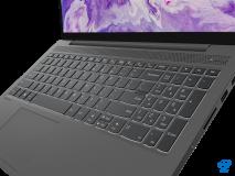 "Laptop Lenovo IdeaPad 5 15IIL05, 15.6"" FHD (1920x1080) IPS 300nits Anti- glare, 45% NTSC, Intel Core i5-1035G1 (4C / 8T, 1.0 / 3.6GHz, 6MB), video Integrated Intel UHD Graphics, RAM 8GB Soldered DDR4-3200, SSD 512GB SSD M.2 2242 PCIe 3.0x2 NVMe, no ODD, 4-in-1 Card Reader, Stereo speakers, 2W x2 - imaginea 4"