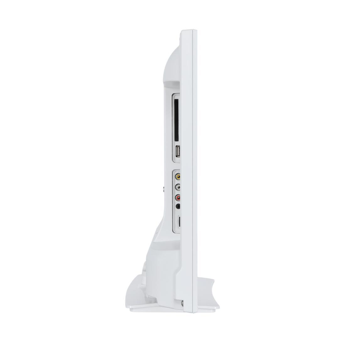 "LED TV HORIZON 24HL6101H/B, 24"" Edge LED, HD Ready (720p), Digital TV- Tuner DVB-S2/T2/C, CME 100Hz, Contrast 3000:1, 220 cd/m2, 1xCI+, 2xHDMI (v1.4), 1xD-Sub (15-PIN), USB Player (AVI, MKV, H.265/HEVC, JPEG), Hotel TV Mode (Passive), VESA 75 x 75 mm|M4, Double Neck-Foot Stand, Very Narrow Design - imaginea 6"