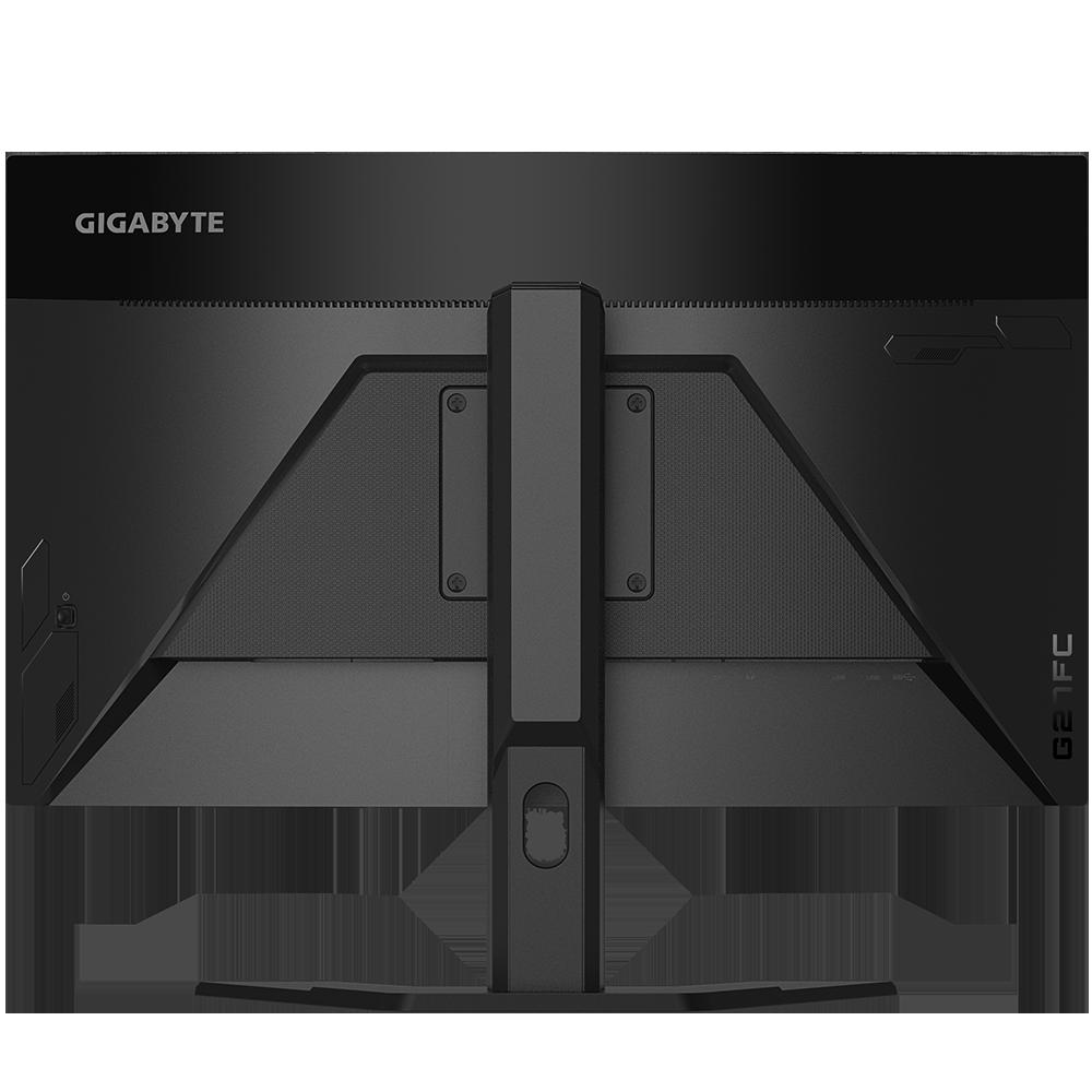 """Monitor Gaming Gigabyte G27FC 27"""" 165Hz FHD Curved - imaginea 2"""