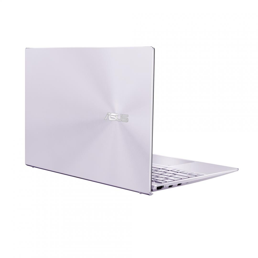 UltraBook ASUS ZenBook UX325EA-KG347T, 13.3-inch, FHD (1920 x 1080) 16:9, OLED, Glossy display, Intel® Core™ i5-1135G7 Processor 2.4 GHz (8M Cache, up to 4.2 GHz, 4 cores), Intel Iris Xᵉ Graphics (available for 11th Gen Intel® Core™ i5/i7 with dual channel memory), 8GB LPDDR4X on board, 512GB M.2 - imaginea 2