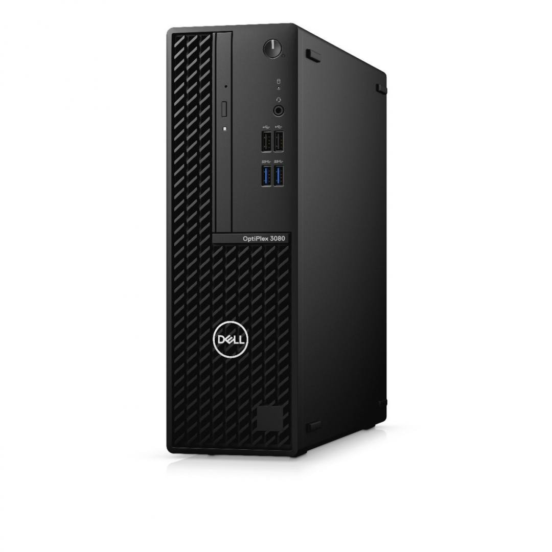 Desktop Dell OptiPlex 3080 SFF, i5-10505, 8GB, 256GB SSD, Ubuntu - imaginea 2