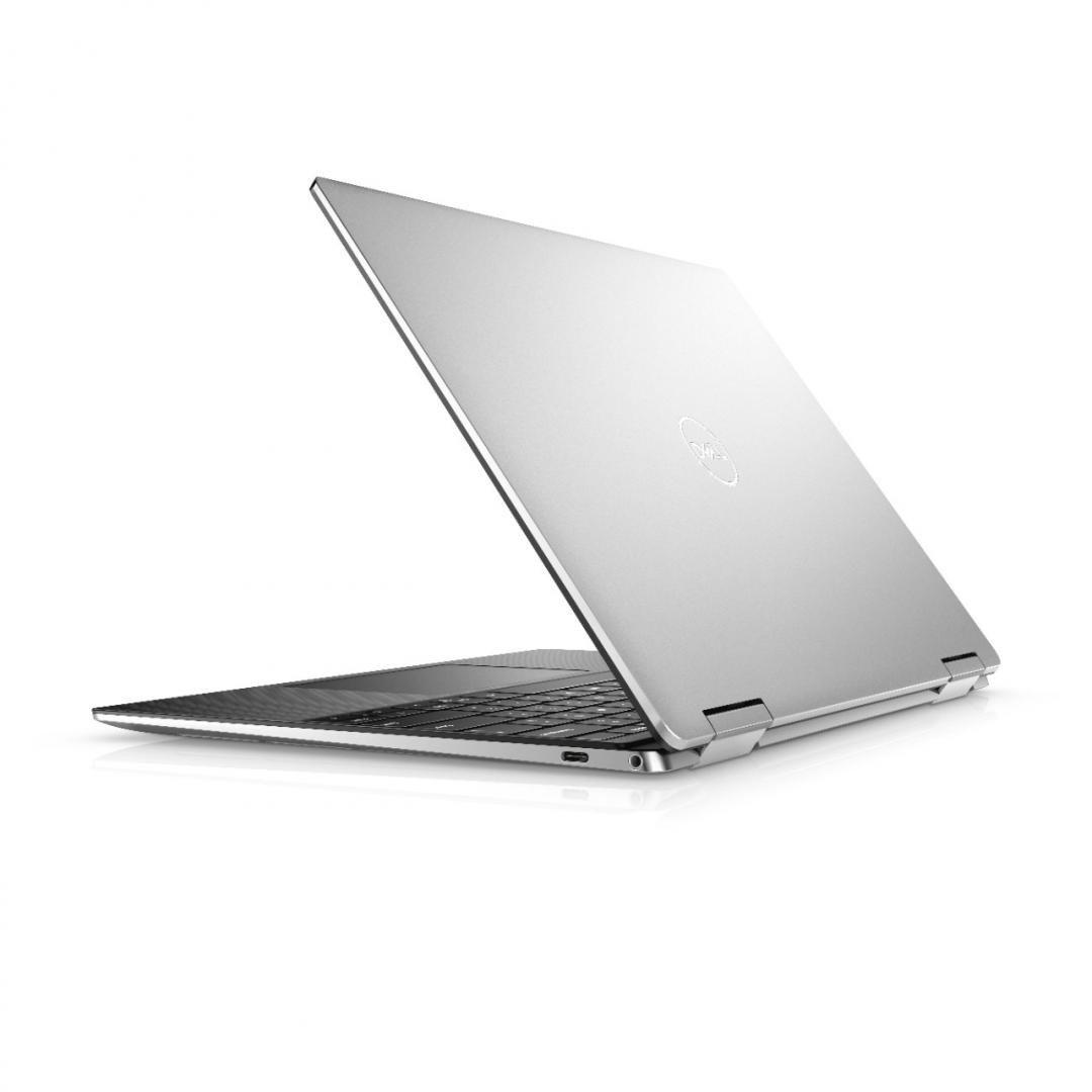 Ultrabook Dell XPS 13 9310 2in1, Touch, 13.4'' UHD+ (3840 x 2400), i7-1165G7, 16GB, 512GB SSD, Intel Iris Xe Graphics, W10 Pro - imaginea 6