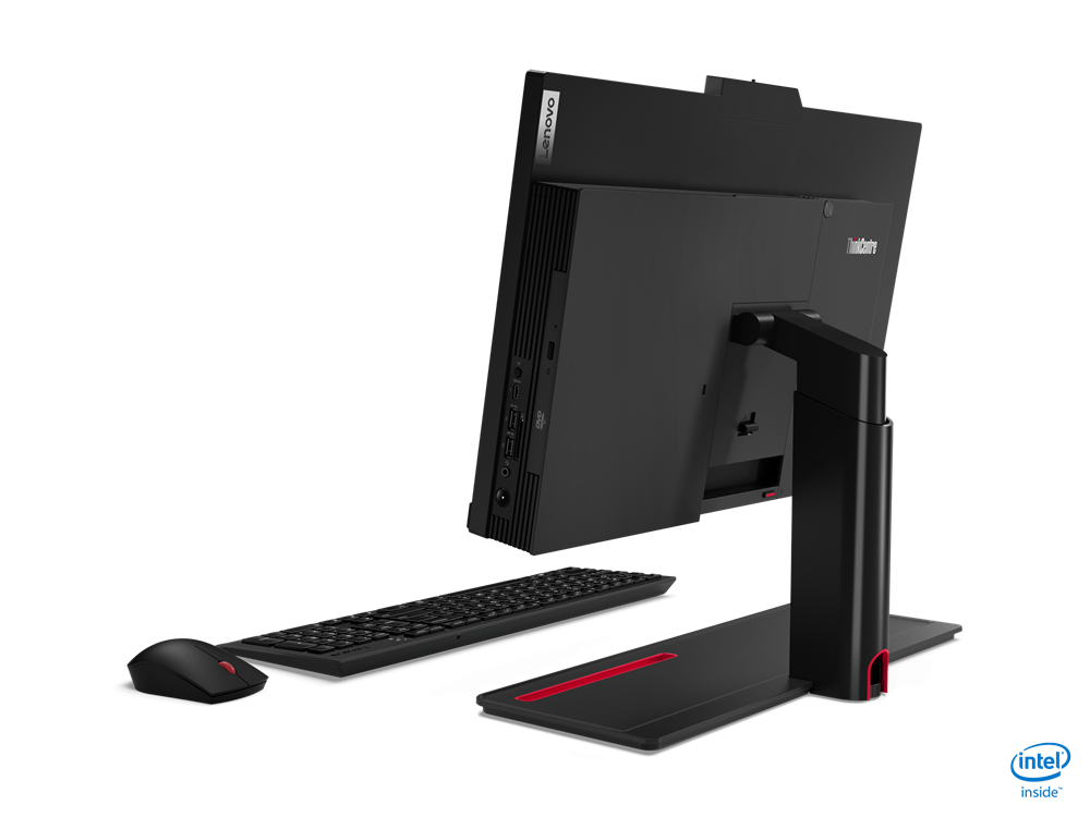 All-in-One Lenovo ThinkCentre M70a i3-10100 8GB 256GB UMA 3YOS W10P - imaginea 10