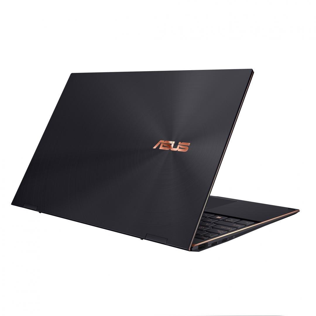 UltraBook ASUS ZenBook 13.3-inch, Touch screen, i7-1165G7  16 1 UMA UHD W10P - imaginea 3