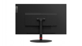 """Monitor Lenovo ThinkVision T27i-10 27"""" IPS, Backlight :WLED , FHD(1920x1080), 16:9, Luminozitate: 250cd/m2, Contrast Ratio: 1000:1,R esponse Time: 4 ms (extreme mode) / 6 ms (normal mode), Dot / Pixel PerInch: 82 dpi, Color Gamut: 72%, View Angle (H / V): 178 / 178, Stand:Tilt, Swivel, Height Adjust - imaginea 2"""