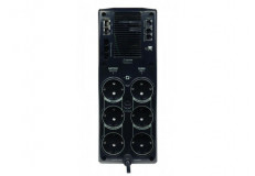 UPS APC Back-UPS RS line-interactive / aprox.sinusoida 1500VA / 865W 6conectori Schuko CEE7, baterie APCRBC124, optional extindere garantie cu1/3 ani (WBEXTWAR1YR-SP-01/WBEXTWAR3YR-SP-01) - imaginea 2