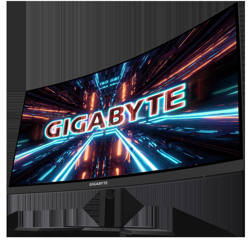 "Monitor Gigabyte G27QC Curved Gaming Monitor 27"" - imaginea 3"