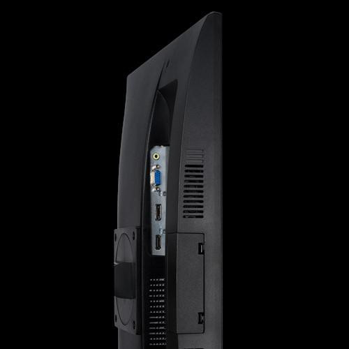 "Monitor 23.8"" ASUS VG249Q, Gaming, 16:9, IPS, FHD 1920*1080, 250 cd/mp, 1000:1, 178/178, 1 ms, flicker free, 144 Hz, non glare, Low Blue Light, FreeSync technology supported, Shadow Boost, boxe 2*2W, HDMI, DP, D-sub, pivot, VESA 100x100, frameless, Kensington lock, culoare negru - imaginea 2"