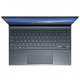 UltraBook ASUS ZenBook 14 UX425EA-KI501, 14.0-inch, FHD (1920 x 1080) 16:9, Anti-glare display, IPS-level, Intel® Core™ i5-1135G7 Processor 2.4 GHz (8M Cache, up to 4.2 GHz, 4 cores), Intel Iris Xᵉ Graphics (available for 11th Gen Intel® Core™ i5/i7 with dual channel memory), 8GB LPDDR4X on board - imaginea 2
