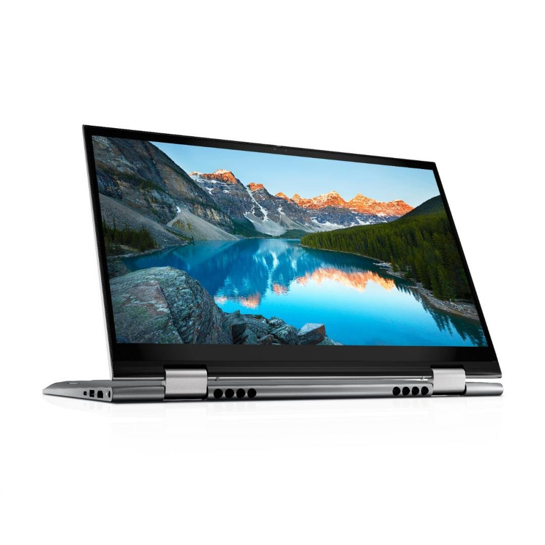 """Laptop Dell Inspiron 5410 2in1, 14.0"""" FHD, Touch, i7-1165G7, 16GB, 512GB SSD, GeForce MX350, W10 Pro - imaginea 13"""