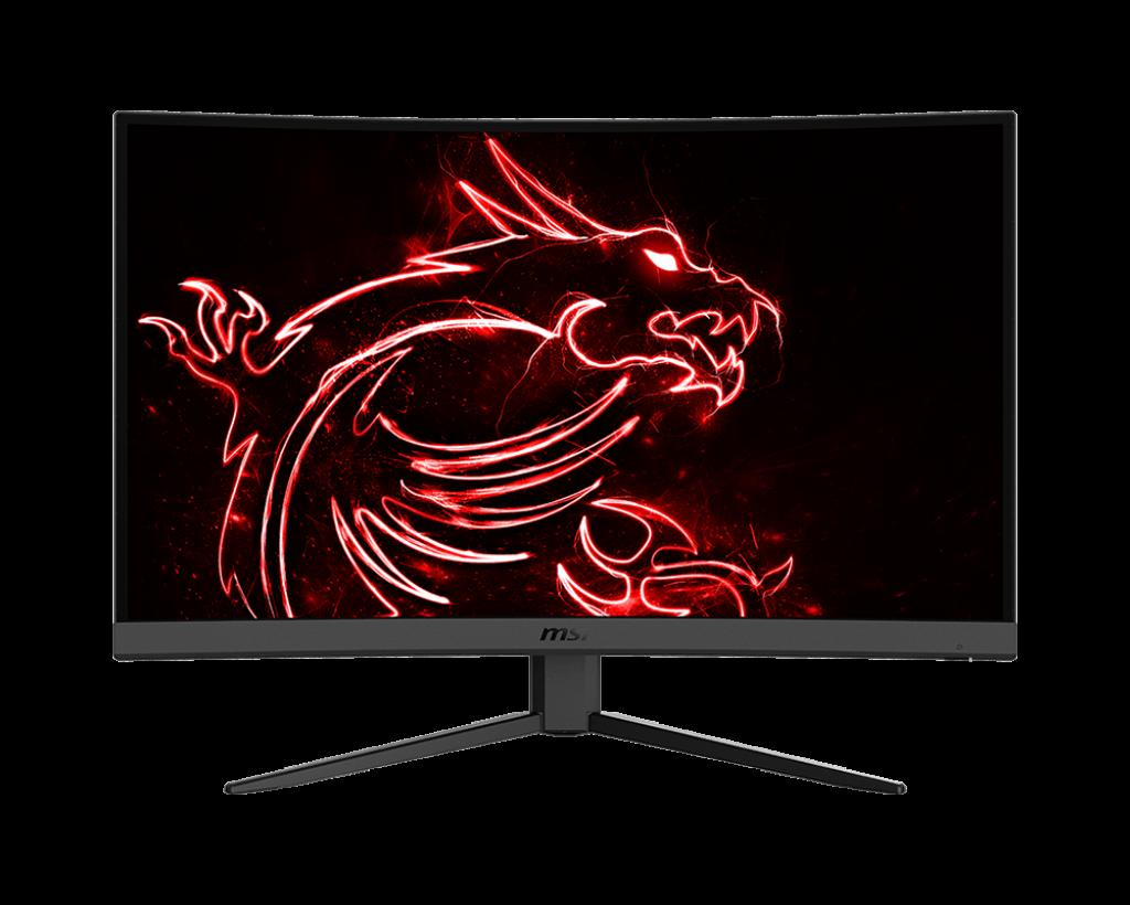 "Monitor Gaming MSI Optix G32CQ4 31.5"" CURVED WQHD VA 165Hz - imaginea 1"
