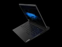 "Laptop Lenovo Legion 5 15"" FHD RYZEN 7 4800H  8GB 256 GB GTX 1660 Ti DOS - imaginea 3"