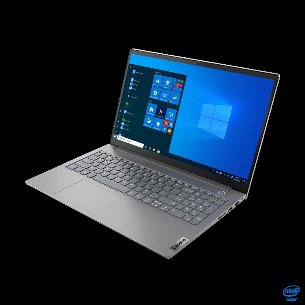 "Laptop Lenovo ThinkBook 15 G2 ITL, 15.6"" FHD (1920x1080) i3-1115G4 8GB 256GB 1YD DOS - imaginea 3"