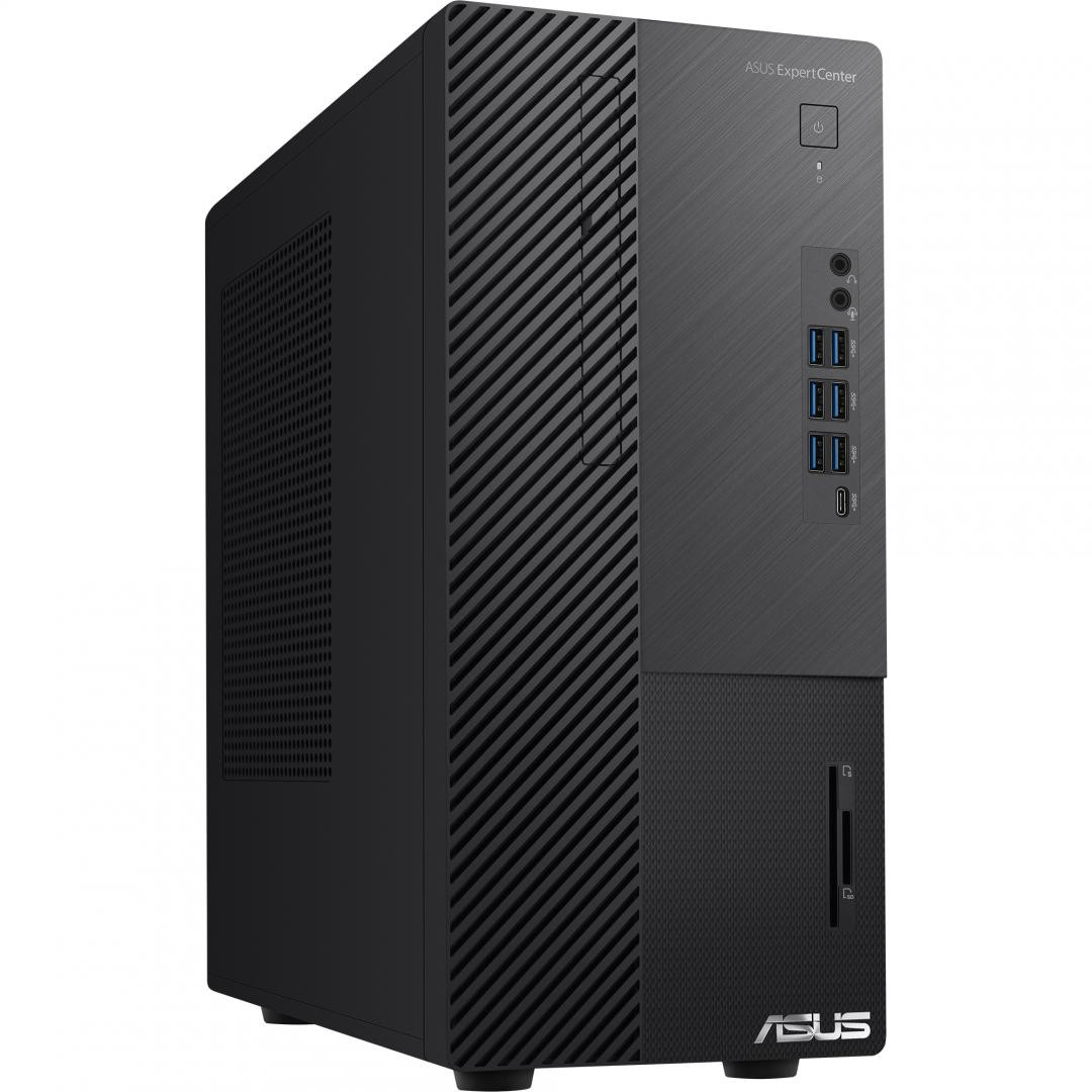 Desktop Business ASUS EXPERT CENTER D700MA-710700001R, Intel® Core™ i7- 10700 Processor 2.9 GHz (16M Cache, up to 4.7 GHz, 8 cores), 16GB, 1TB M.2 NVMe™ PCIe® 3.0 Performance SSD, DVD writer 8X, High Definition 7.1 Channel Audio, Rear I/O Ports:  1x RJ45 LAN for LAN insert (10 / 100 / 1000), 1x HDMI - imaginea 9