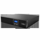 UPS nJoy Argus 3000, 3000VA/1800W, LCD Display, 8 IEC C13 cu Protectie, Management, Reglaj Automat al Tensiunii, iesire sinusoidala pura, rack 2U - imaginea 2