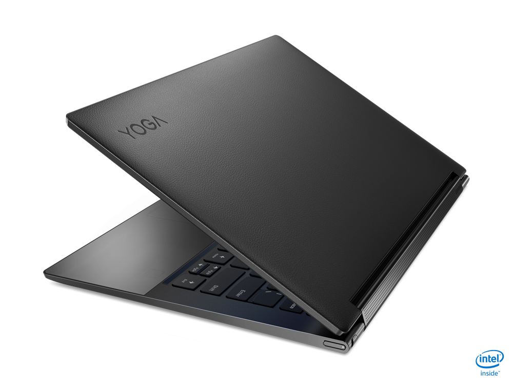 "Laptop Lenovo Yoga 9 14ITL5, 14"" UHD (3840x2160) IPS 500nits Glossy, Glass, 90% DCI-P3, VESA HDR 400, 10-point Multi-touch, Intel Core i7- 1185G7 (4C / 8T, 3.0 / 4.8GHz, 12MB), video Integrated Intel Iris Xe Graphics, RAM 16GB Soldered LPDDR4x-4266, SSD 1TB SSD M.2 2280 PCIe 3.0x4 NVMe, no ODD, No - imaginea 12"