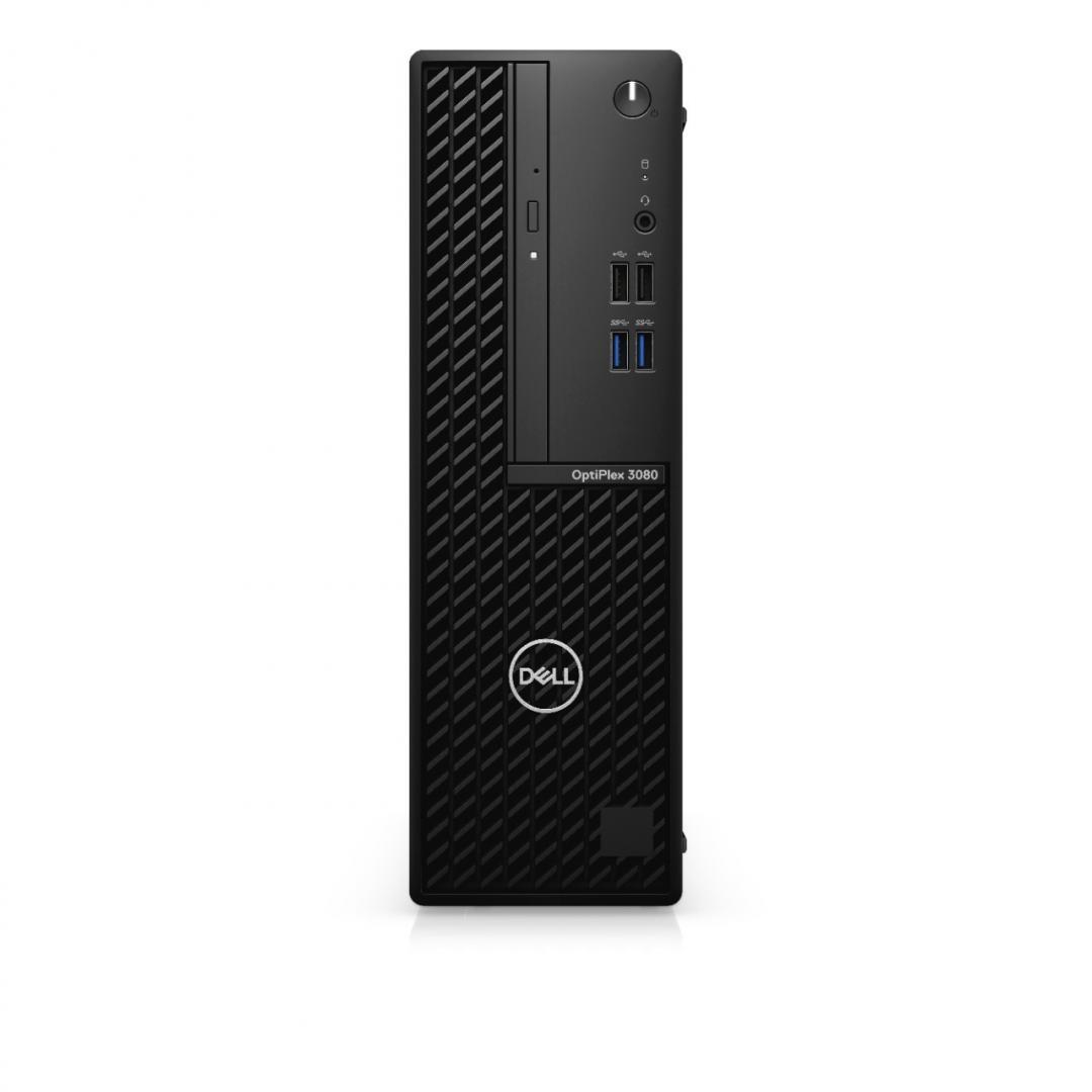 Desktop Dell OptiPlex 3080 SFF, i5-10505, 8GB, 256GB SSD, Ubuntu - imaginea 1