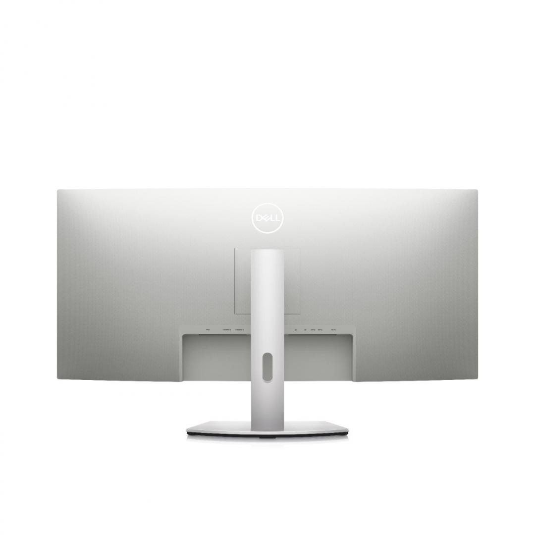 Monitor Dell Curved 34'' S3422DW, 86.42 cm, LED, LCD, WQHD, 3440 x 1440 at 100Hz, 21:9 - imaginea 4