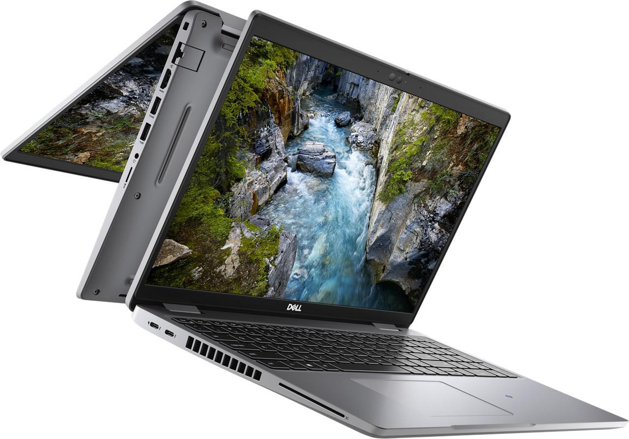 """Workstation Dell Mobile Precision 3560, 15.6"""" FHD, i7-1165G7, 16GB, 512GB SSD, Nvidia T500, W10 Pro - imaginea 16"""