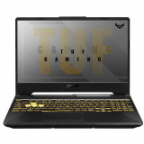 Laptop Gaming ASUS TUF Gaming F15 FX506LH-HN250R, 15.6-inch, FHD (1920 x 1080) 16:9, Anti-glare display, ValueIPS-level, Intel® Core™ i7- 10870HProcessor2.2GHz(16MCache,upto5.0GHz,8cores), NVIDIA® GeForce® GTX1650, 16GB DDR4 SO-DIMM(2933MHz for i5-10300H/i7-10750H/i7- 10870H), 512GB M.2 - imaginea 2