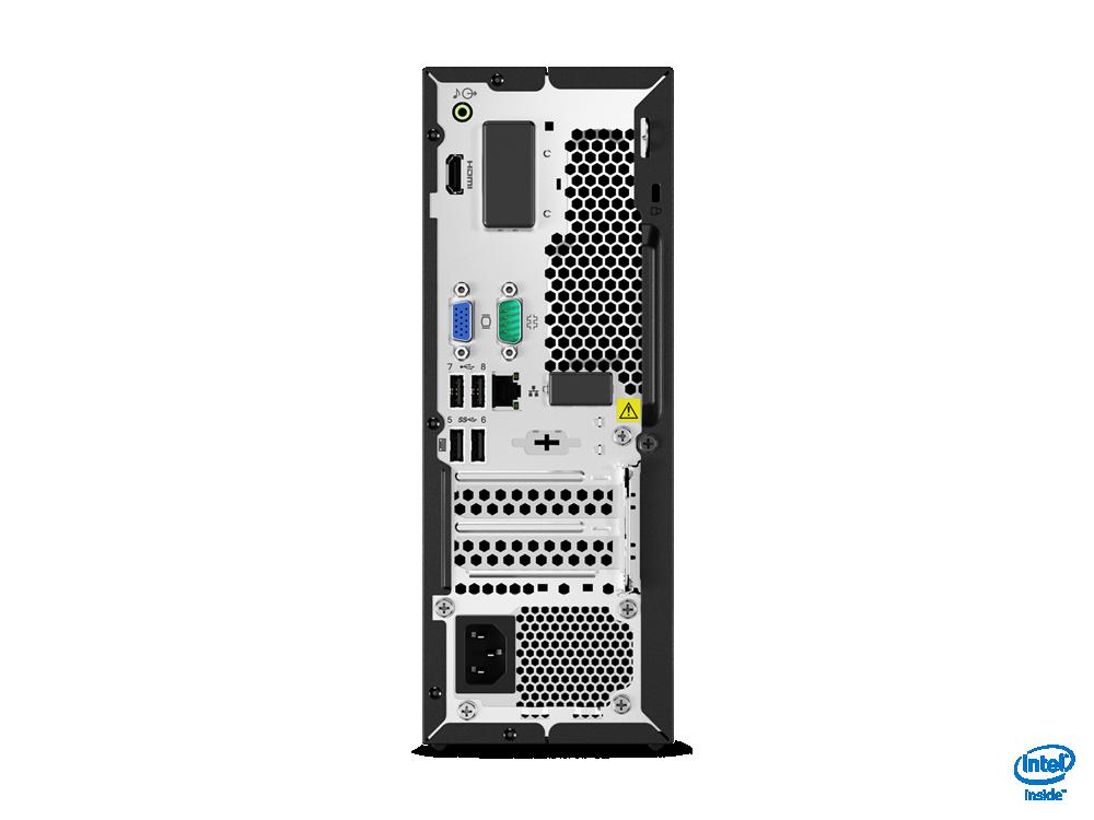 Desktop Lenovo V50s 07IMB SFF 7.4L i5-10400 8GB 512GB 3YD DOS - imaginea 4