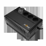 UPS nJoy Renton 650 USB, 650VA/360W, 3 Prize Schuko cu protectie, legate la baterie, functie auto-restart, forma compacta - imaginea 2