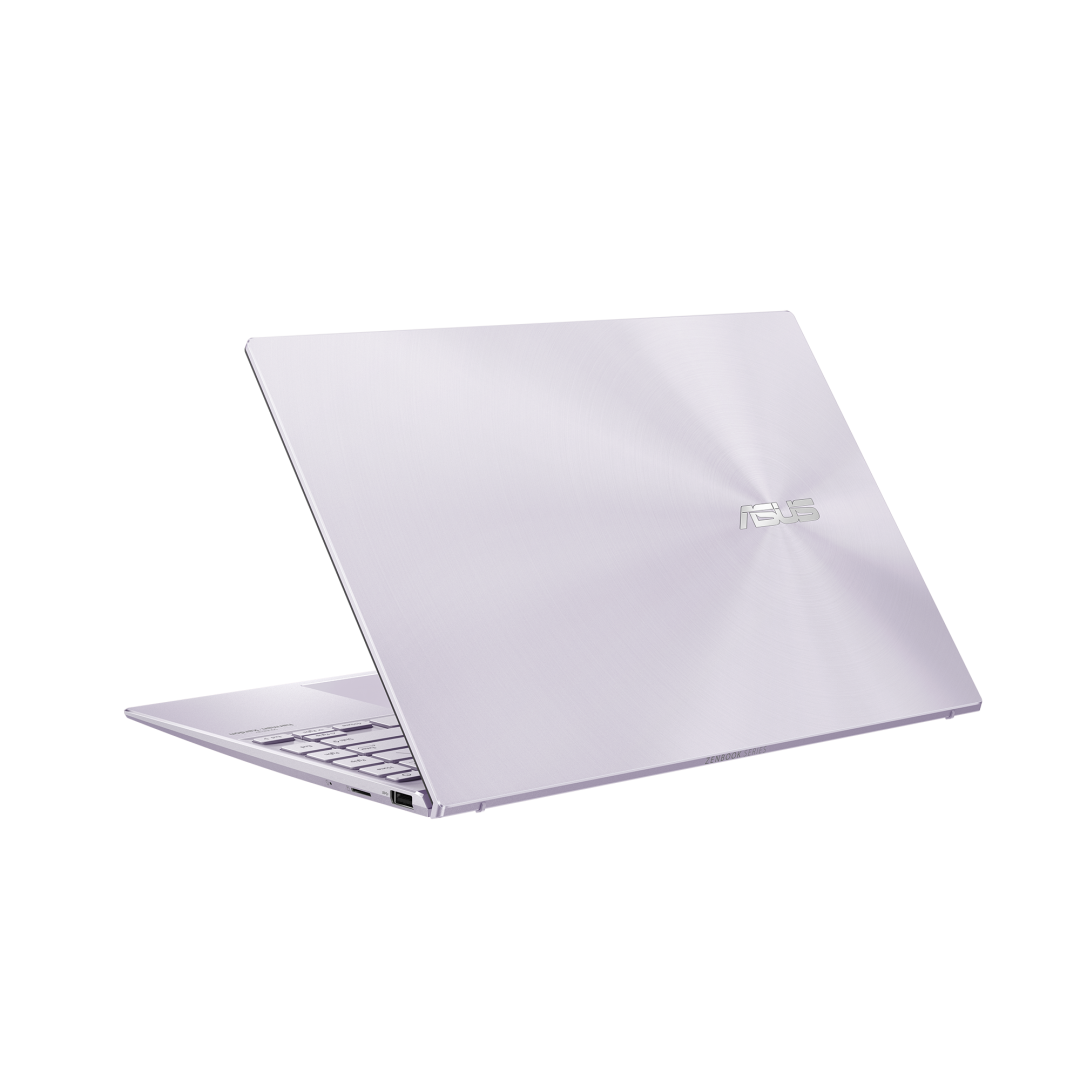UltraBook ASUS ZenBook UX325EA-KG348T, 13.3-inch, FHD (1920 x 1080) 16:9, OLED, Glossy display, Intel® Core™ i7-1165G7 Processor 2.8 GHz (12M Cache, up to 4.7 GHz, 4 cores), Intel Iris Xᵉ Graphics (available for 11th Gen Intel® Core™ i5/i7 with dual channel memory), 16GB LPDDR4X on board, 512GB M.2 - imaginea 3