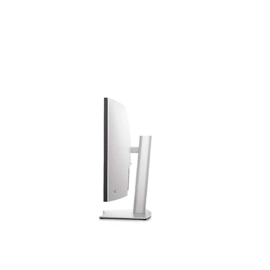 Monitor Dell 40'' U4021QW, 100.85 cm, Curved, LED, IPS, WUHD, 5K2K, 5120 x 2160 at 60Hz, 21:9 - imaginea 8