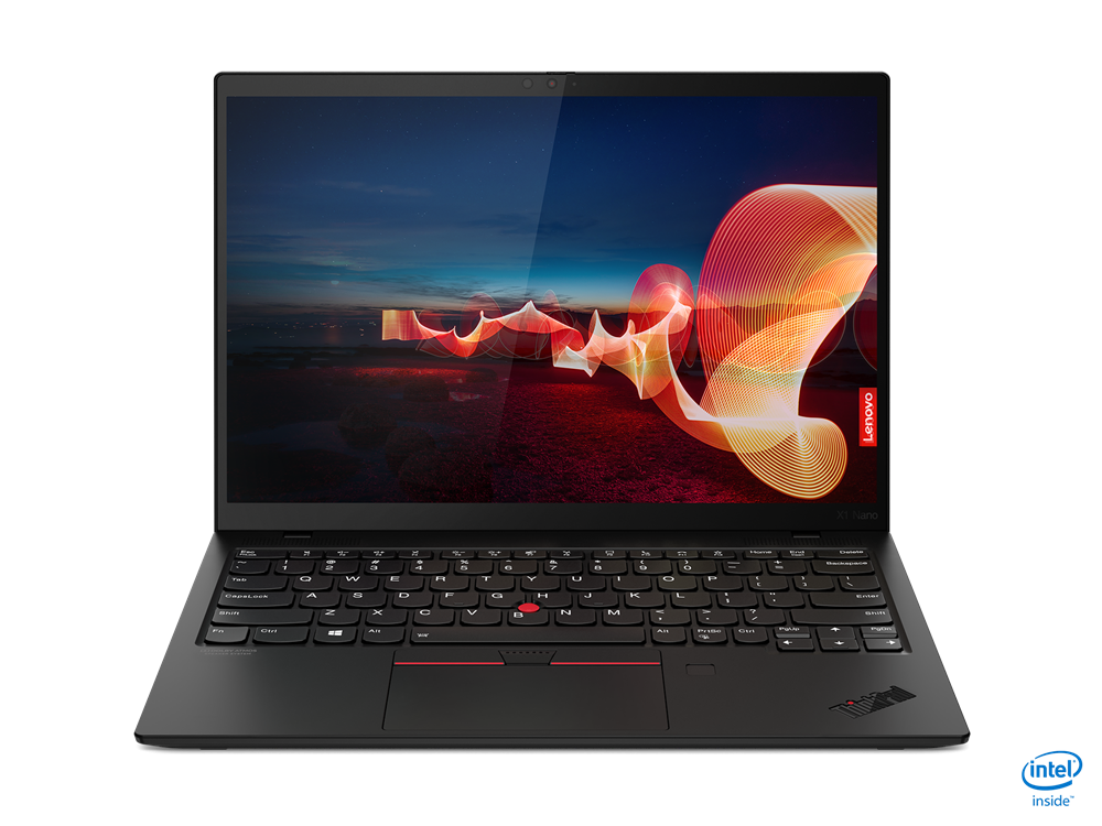 "Laptop Lenovo ThinkPad X1 Nano Gen 1, 13"" 2K (2160x1350) IPS 450nits Anti-glare, Intel Core i5-1130G7 (4C / 8T, 1.8 / 4.0GHz, 8MB), Video Integrated Intel Iris Xe Graphics, RAM 16GB Soldered LPDDR4x-4266, SSD 512GB SSD M.2 2242 PCIe 3.0x4 NVMe, Optical: no ODD, No Card reader, Speakers: 2W x2 - imaginea 7"