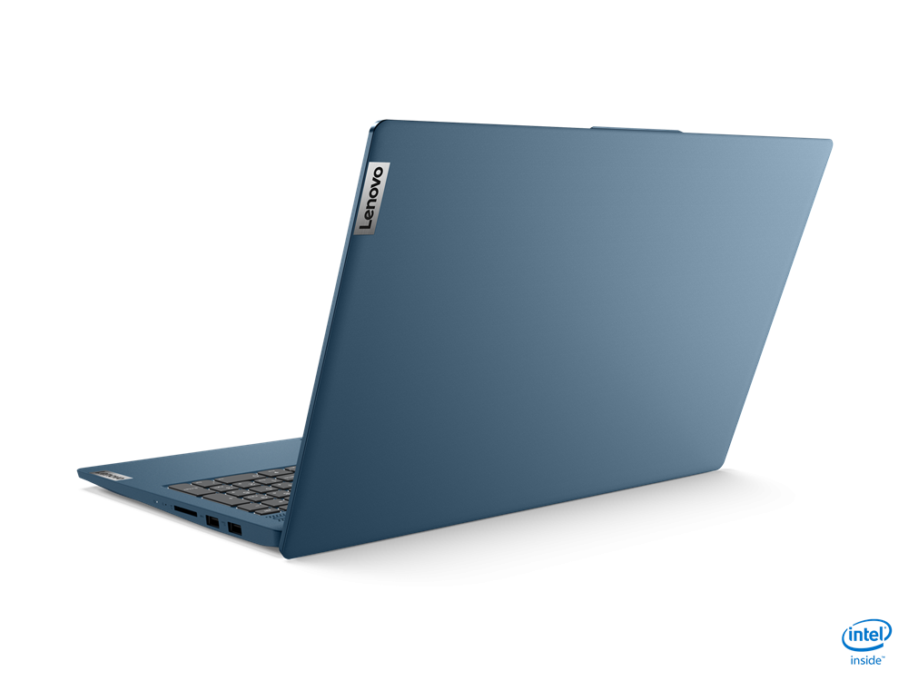 "Laptop Lenovo IdeaPad 5 15IIL05, 15.6"" FHD (1920x1080) IPS 300nits Anti- glare, 45% NTSC, Intel Core i5-1035G1 (4C / 8T, 1.0 / 3.6GHz, 6MB), video Integrated Intel UHD Graphics, RAM 8GB Soldered DDR4-3200, SSD 512GB SSD M.2 2242 PCIe 3.0x2 NVMe, no ODD, 4-in-1 Card Reader, Stereo speakers, 2W x2 - imaginea 9"