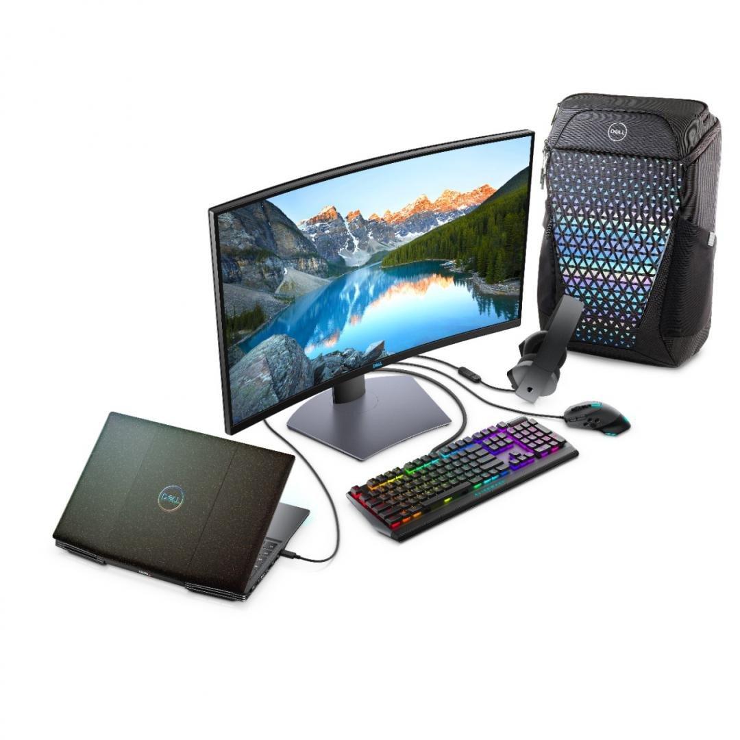 "Laptop Dell Inspiron Gaming 5500 G5, 15.6"" FHD, i7-10750H, 16GB, 1TB SSD, GeForce RTX 2070, Ubuntu - imaginea 16"
