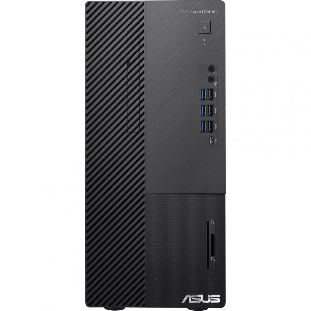 Desktop Business ASUS EXPERT CENTER D700MA-710700001R, Intel® Core™ i7- 10700 Processor 2.9 GHz (16M Cache, up to 4.7 GHz, 8 cores), 16GB, 1TB M.2 NVMe™ PCIe® 3.0 Performance SSD, DVD writer 8X, High Definition 7.1 Channel Audio, Rear I/O Ports:  1x RJ45 LAN for LAN insert (10 / 100 / 1000), 1x HDMI - imaginea 6