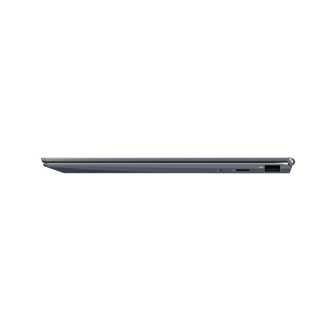 UltraBook ASUS ZenBook UX425EA-BM048, 14-inch, AS 14 i5-1135G7 8 512 UMA DOS GRAY - imaginea 1