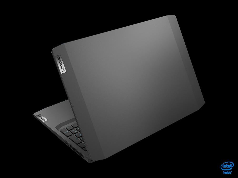 "Laptop Lenovo IdeaPad Gaming 3 15IMH05, 15.6"" FHD (1920x1080) IPS 250nits Anti-glare, 60Hz, Intel Core i7-10750H (6C / 12T, 2.6 / 5.0GHz, 12MB), video NVIDIA GeForce GTX 1650 4GB GDDR6, RAM 2x 4GB SO-DIMM DDR4- 2933, SSD 512GB SSD M.2 2280 PCIe 3.0x4 NVMe, no ODD, No Card reader, Stereo speakers - imaginea 10"