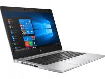 Laptop HP EliteBook 830 G6, 13.3 inch LED FHD Anti-Glare 250 nits (1920x1080), Intel Core i7-8565U Quad Core (1.8GHz, up to 4.6GHz, 8MB), video integrat Intel UHD Graphics, RAM 16GB DDR4 2400MHz (1x16GB), SSD 512GB PCIe NVMe, no ODD, Active SmartCard, Audio Bang & Olufsen, boxe premium integrate - imaginea 2