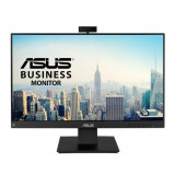 "Monitor 23.8"" ASUS BE24EQK, camera web, 16:9, IPS, FHD 1920*1080, non glare, 300 cd/mp, 1000:1, 178/178, 5 ms, flicker free, low blue light, Built-in Microphone, boxe 2*2W, HDMI, D-sub, DP, USB, VESA 100x100, Kensington lock, culoare negru - imaginea 1"