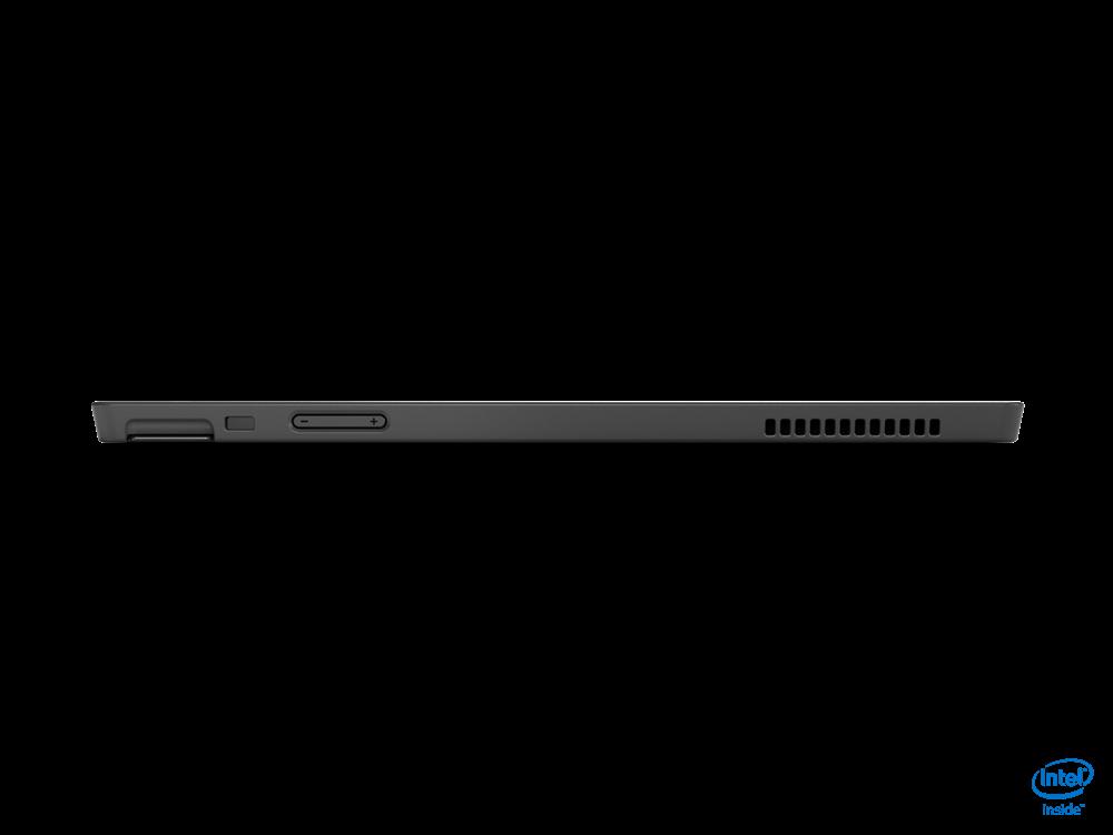 "Laptop Lenovo ThinkPad X12 Detachable, 12.3"" FHD (1920x1280) IPS 400nits AR (anti-reflection) / AS (anti-smudge), Intel Core i5-1130G7 (4C / 8T, 1.8 / 4.0GHz, 8MB), Video Integrated Intel Iris Xe Graphics, RAM 16GB Soldered LPDDR4x-4266, SSD 512GB SSD M.2 2242 PCIe 3.0x4 NVMe, Optical: no ODD, No - imaginea 11"