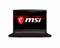"Laptop Gaming MSI GF65 15"" FHD I7-10750H  8GB 512 GB RTX 2060 DOS - imaginea 1"