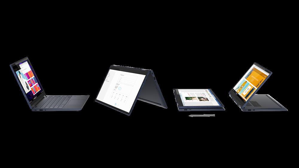 "Laptop Lenovo Yoga 6 13"" FHD, Touch RYZEN 5 4500U  16GB 512 GB AMD Radeon W10H - imaginea 8"
