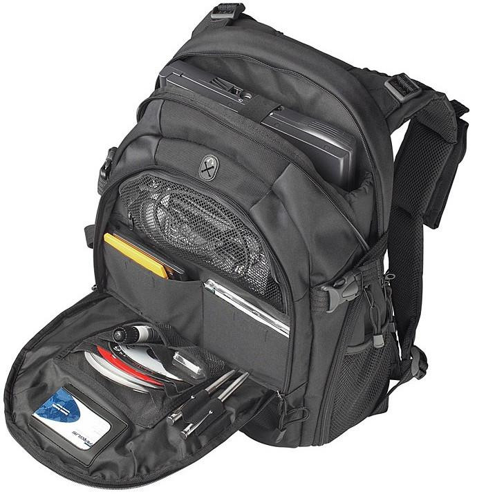Rucsac Dell Notebook Carrying Backpack Targus Campus 16'' - imaginea 2