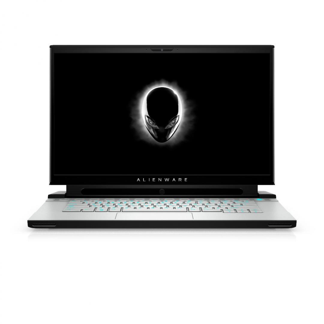 """Laptop Dell Gaming Alienware M15 R4, Tobii, 15.6"""" OLED UHD (3840 x 2160), i9-10980HK, 32GB, 2TB SSD + 2TB SSD, GeForce RTX 3080, W10 Pro - imaginea 1"""