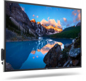 "Monitor Dell 55"", C5522QT, 138.787 cm, Touch, IPS, 4K, UHD, 3840 x 2160 at 60Hz, 16:9 - imaginea 3"