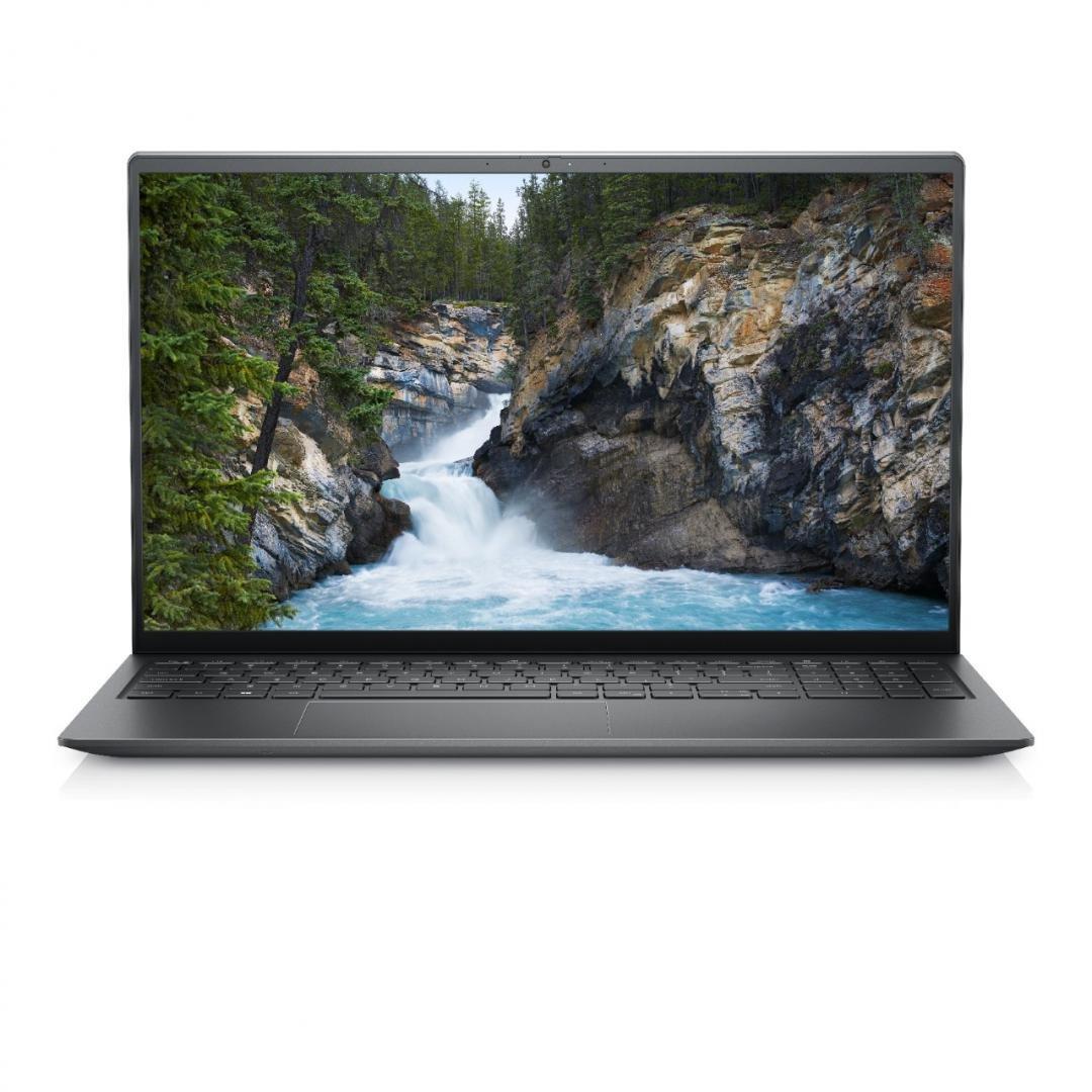 "Laptop Dell Vostro 5515, 15.6"" FHD, AMD Ryzen 5 5500U, 8GB, 512GB SSD, AMD Radeon Graphics, W10 Pro - imaginea 1"