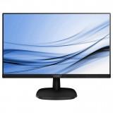 "Monitor 27"" PHILIPS 273V7QDSB, FHD 1920*1080, IPS, 16:9, 60hz, WLED, 5ms, 250 cd/m2, 178/178, 10M:1/ 1000:1, Flicker-free, Low blue light ,HDMI, VGA, DVI, VESA, Kensington lock, Black - imaginea 5"
